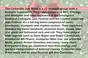 2012 Christmas Card Back