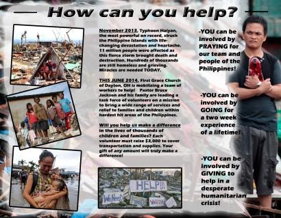 Relief Brochure Inside