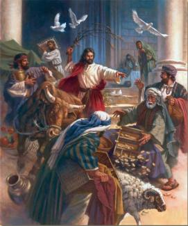 christ-jesus-cleansing-temple-john-2-vv-13-22